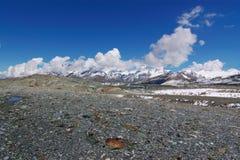 горы ландшафта утесистые Стоковые Изображения RF