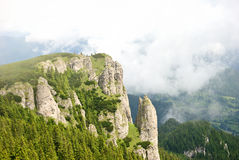 горы ландшафта Стоковая Фотография