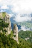горы ландшафта стоковое изображение rf