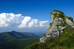 горы ландшафта стоковые изображения