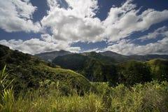 горы лужка холмов Стоковое Изображение RF