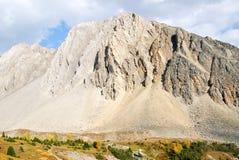 горы лужков Стоковое Изображение