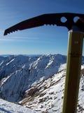 горы льда оси Стоковое Изображение RF