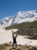 горы людей Стоковая Фотография