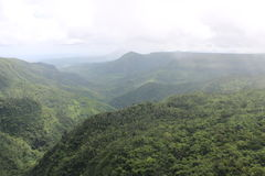 Горы, Маврикий Стоковые Фотографии RF