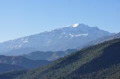 горы Марокко атласа Стоковые Изображения