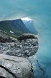 горы Норвегия Стоковые Фотографии RF