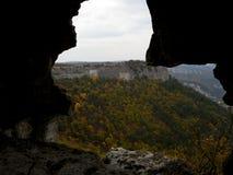 Горы осени Крыма Стоковые Изображения RF
