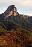 Горы осени Стоковое Изображение RF