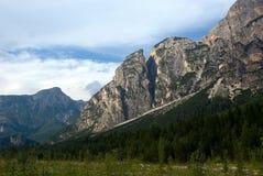 Горы, доломиты Италия Стоковые Фотографии RF