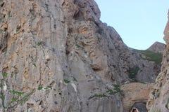 Горы песка стоковая фотография