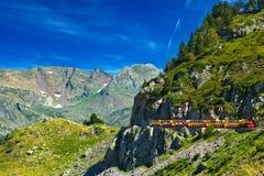Горы Пиренеи Стоковая Фотография