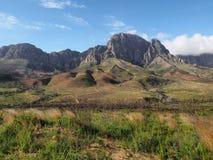 горы похода зоны snowshoe пейзажа красивейшей совершенный стоковое изображение rf