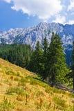 Горы принца каменные Стоковое фото RF