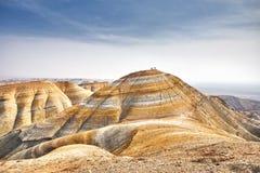 Горы пустыня стоковые изображения