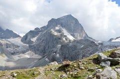 Горы России Стоковое Изображение