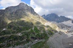 Горы России Стоковое Фото
