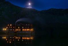 горы Румыния Стоковая Фотография
