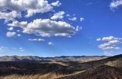 Горы Сакраменто Стоковые Изображения RF