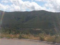 Горы Сан-Диего стоковое изображение rf