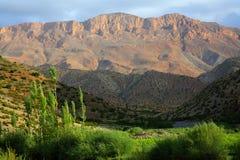горы середины атласа Стоковая Фотография RF
