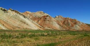горы славные стоковые изображения rf
