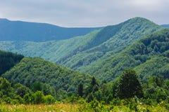 Горы Словакии Стоковое Изображение RF