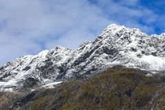 Горы снежка Стоковые Изображения