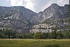 Горы сьерра-невады Стоковые Фотографии RF