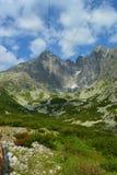 Горы Словакии Стоковая Фотография