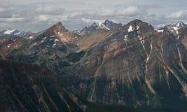 горы утесистые Стоковые Фото