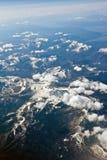 горы утесистые Стоковое Изображение