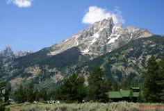 горы утесистые Стоковая Фотография RF