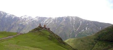 горы церков старые Стоковое Фото