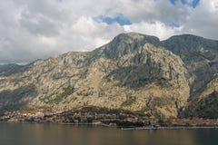 Горы, Черногория Стоковое Изображение RF