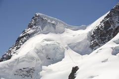 горы швейцарские Стоковые Фото