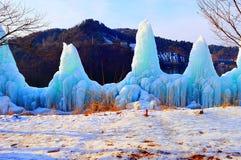 Горы льда стоковое фото rf