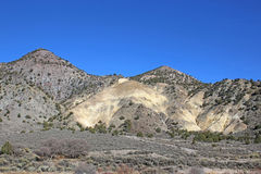 Горы южной Юты Стоковое фото RF
