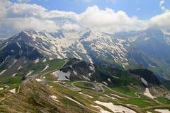 Горы Стоковое Изображение