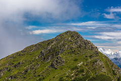 Горы Стоковые Изображения