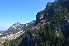 Горы Стоковое Фото