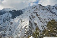 Горы Стоковое фото RF