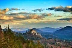 Горы Стоковые Изображения RF