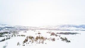 Горы стоковая фотография rf