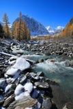 Горы Altai Стоковая Фотография RF