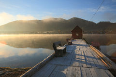 Горы Altai Стоковые Фотографии RF