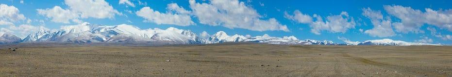 Горы Altai Стоковое Фото