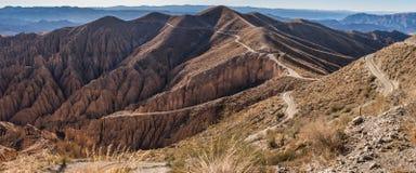 Горы Altiplano Стоковые Фото