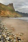 Горы Anaga в Тенерифе Стоковые Изображения