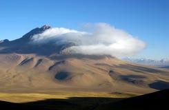 горы andes Чили стоковые фотографии rf
